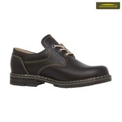 Ботинки кожаные охотничьи Acropolis МТШ-2