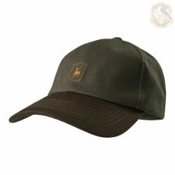 Кепка DeerHunter Bavaria Cap with shield (378 Bark green)