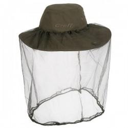 Австралийская шляпа с москитной сеткой Graff (олива) 105-OL