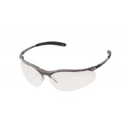 Очки защитные Bolle CONTOUR, металлическая оправа, прозрачные линзы