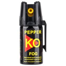 Газовый баллончик Klever Pepper KO Fog аэрозольный. Объем - 40 мл