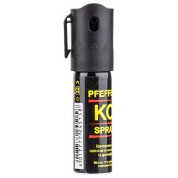 Газовый баллончик Klever Pepper KO Spray спрей. Объем - 15 мл