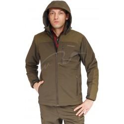 Куртка Hallyard Scarba ц.тёмно-зелёный