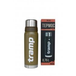 Термос Tramp Expedition Line 0,75 л оливковый