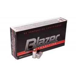 Патрон нарезной CCI 9x18 Blazer FMJ 6,16гр (95GR)