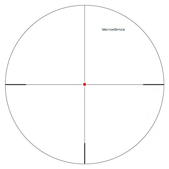 Прицел оптический Vector Optics Forester 2-10x40 illum (30mm) SFP