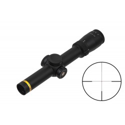 Прицел оптический LEUPOLD VX-5HD 1-5x24 (30mm) Metric Illum. FireDot 4 Fine