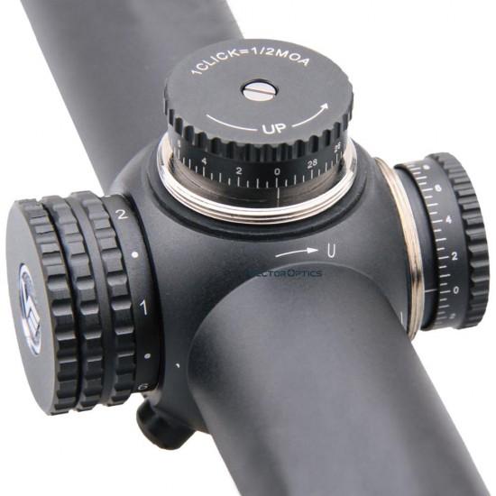 Прицел оптический Vector Optics Grimlock 1-6x24 GenII SFP