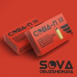 Травматический патрон СОВА-П кал. 9 мм