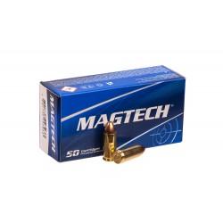 Патрон охотничий Magtech 9x21, 8гр (124GR), FMJ