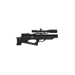 Пневматическая PCP винтовка Aselkon MX10-S Black кал. 4.5