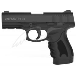 Пистолет стартовый Retay PT24 кал. 9 мм. Вlack.
