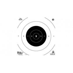 Мишень пистолетная Hoppe's 27х27, 20 шт. в упаковке