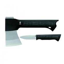 Набор Gerber Gator Combo Axe топор + нож блистер