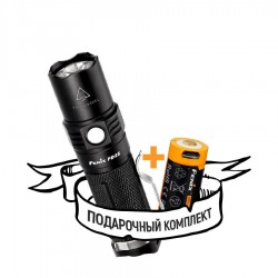 Фонарь Fenix PD25+16340 USB