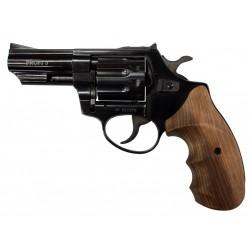"""Револьвер флобера ZBROIA PROFI-3"""" (черн./бук)"""