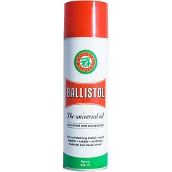 Масло збройове Ballistol 400 мл, спрей