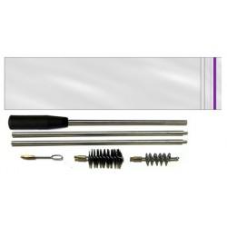 Набор для чистки гладкоствольного оружия кал. 12 (полиэтиленовая упаковка)