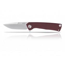 Нож Acta Non Verba Z100 Mk.II, liner lock, красный