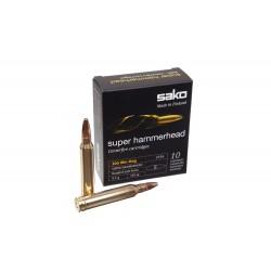 Патрон нарезной Sako Super Hammerhead 300WM SP 9,7 гр