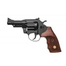 Револьвер под патрон флобера Alfa 431 (ворон/дерево)