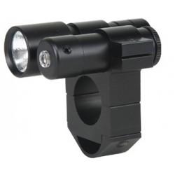 Gamo лазер+фонарь
