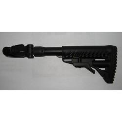 Приклад Fab Defense телескопический,складной для АК