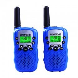 Комплект раций Baofeng BF-T3 (UHF) 3W. (синие.)