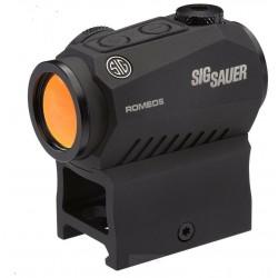 Коллиматорный прицел для охоты Sig Sauer SOR52001, Romeo 5 1x20mm 2 MOA Red Dot Sight