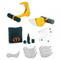 Комплект ножей для разделки raptorRazer