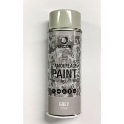 Краска маскировочная аэрозольная RecOil (Серый)