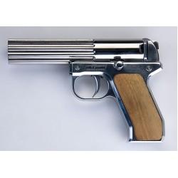 Cигнальный пистолет (РАКЕТНИЦА) F-GUN METAL 26,5 ММ
