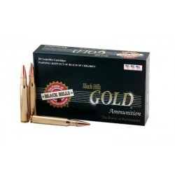 Патрон Black Hills Gold кал.308 Win пуля Hornady A-Max масса 10,9 г