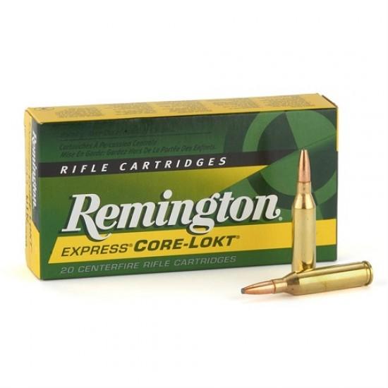 Патроны Remington кал.30-06 Core-Lokt PSP 11.66g