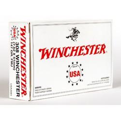 Патроны Winchester USA FMJ кал. 308 Win