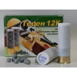 Патрон травматический Терен-12К