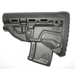 Приклад Fab Defense GK-MAG с доп.магазином