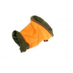 Шарф-снуд LikeProfi olive-orange