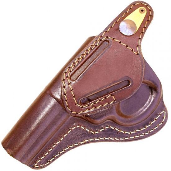 Кобура поясная для револьвера Альфа-4