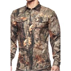 Рубашка Hillman с длинным рукавом Camo