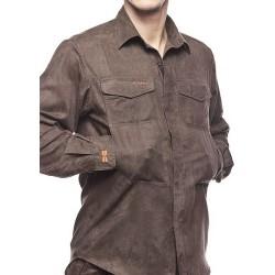 Рубашка Hillman с длинным рукавом OAK