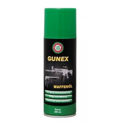 Масло для ружья Klever Gunex 200ml