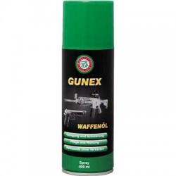Масло для ружья Klever Gunex 2000 400ml (спрей)