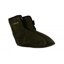 Носки флисовые LikeProfi (ц: зеленый)