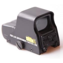 Коллиматор Shan 22x33 105mm, 215g Red Dot