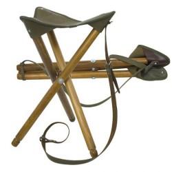 Стул для отдыха кожаный СТ-1Ш