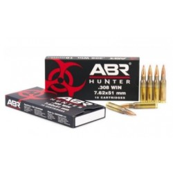 Патрон нарезной ABR HUNTER .308 WIN A-MAX 155 GR (10,04 G)