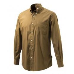 "Рубашка мужская Four Season ""Beretta"" (коричневый)"