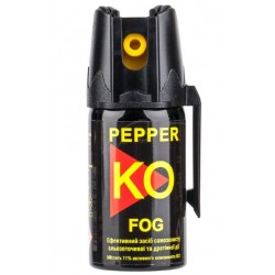 Баллон газовый Klever Pepper KO Fog аэрозольный, 40 мл