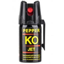 Баллон газовый Klever Pepper KO Jet струйный. Объем - 40 мл